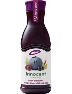 Innocent Direktsaft Wilde Blaubeere, Johannisbeere & Cranberry