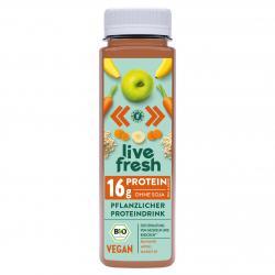 LiveFresh Pflanzlicher Proteindrink  Banane