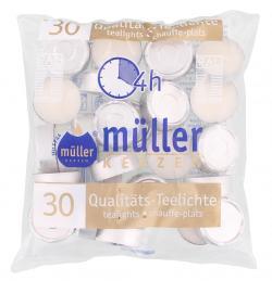 Müller-Kerzen Teelichter