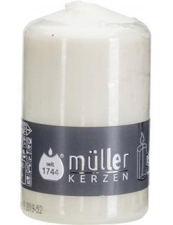 Müller-Kerzen BSS-Stumpenkerze 110/70 vanille