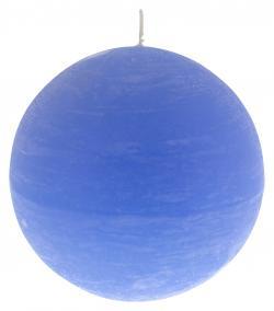 Müller-Kerzen Kugelkerze hellblau (1 St.) - 4009078221658
