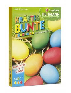 Heitmann Kräftigbunte Eierfarben