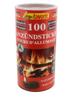 Favorit Anzündsticks