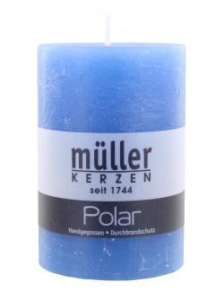 Müller-Kerzen Polar Stumpenkerze delft (1 St.) - 4009078501798