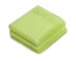 Vossen Handtücher-Set 50x100cm grün
