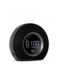 JBL Horizon Bluetooth-Radiowecker schwarz
