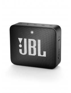JBL GO 2 Tragbarer Bluetooth- Lautsprecher schwarz