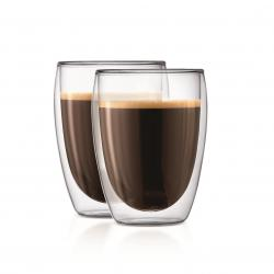 Bodum Pavina Thermo-Gläser doppelwandig 0,35 Liter