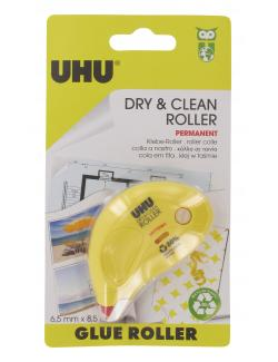 Uhu Dry & clean Klebe-Roller permanent (1 St.) - 4026700504651