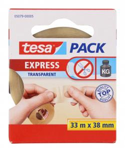 Tesa Pack Express transparent