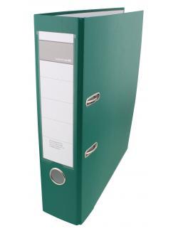 Paperfoxx Ordner PP 8cm grün - 4005437801905