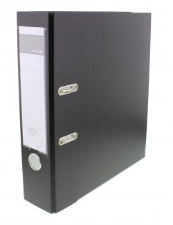 Paperfoxx Ordner PP 8cm schwarz (1 St.) - 4005437801967