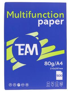 Team Multifunction Kopierpapier DIN A4 weiss 80g/m² (500 St.) - 3597320035395