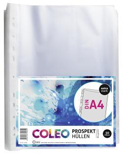 Coleo Prospekthüllen A4