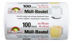Rein & frisch Müll-Beutel 16 Liter