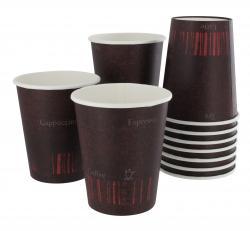 Duni Umwelt-Becher 240ml Kaffee
