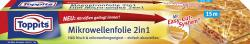 Toppits Mikrowellenfolie 2in1