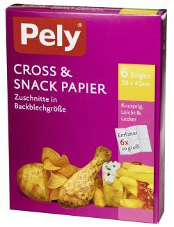 Pely Pommes Papier Cross & Snack - 4007519052182
