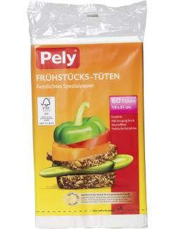 Pely Frühstücks-Tüten
