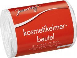 Jeden Tag Kosmetikeimerbeutel 10 Liter