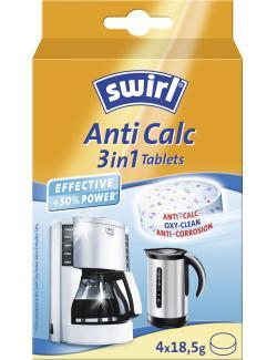 Swirl Anti Calc Tablets