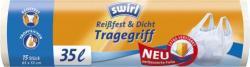 Swirl Tragegriff Reißfest & Dicht Müllbeutel 35 Liter