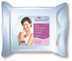 Duniwell Feuchte Tücher mild