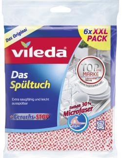 Vileda Spültuch (6 St.) - 4023103110755