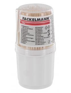 Fackelmann Zahnstocher Holz (1 St.) - 4008033576512