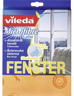 Vileda Microfaser Glas & Fenster Tuch