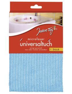 Jeden Tag Microfaser Universaltuch