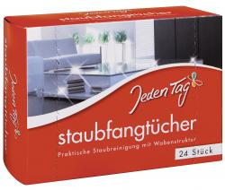 Jeden Tag Staubfangtücher (1 St.) - 4306180096410