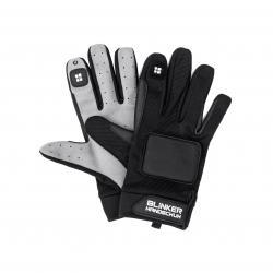 Blinkerhandschuh XL/XXL schwarz/grau