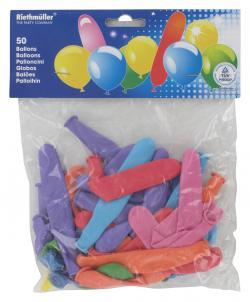 Riethmüller Luftballons (50 St.) - 4009775919216