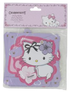 Riethmüller Partykette Charmmykitty Hearts (1 St.) - 4009775413844