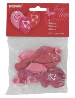 Riethmüller Luftballons Sweet Love (1 St.) - 4009775401544