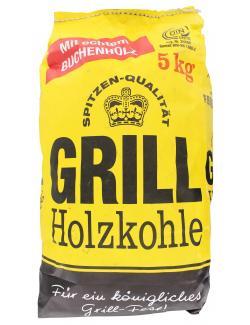 Krone Grill Holzkohle (5 kg) - 4004216500008
