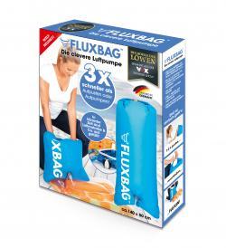 Fluxbag Luftpumpe blau