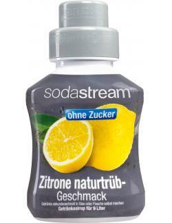 Soda Stream Getränkesirup Zitrone light