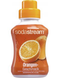 Soda Stream Getränkesirup Orange
