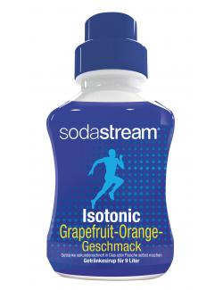 Soda Stream Getränkesirup Isontonic Grapefruit-Orange