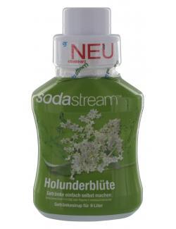 Soda Stream Getränkesirup Holunderblüte
