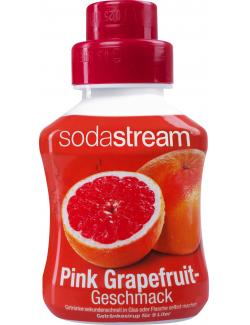 Soda Stream Getränkesirup Pink Grapefruit