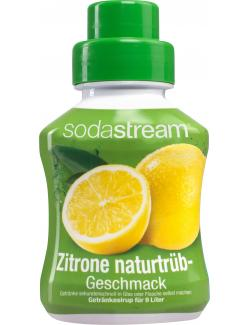 Soda Stream Getränkesirup Zitrone naturtrüb