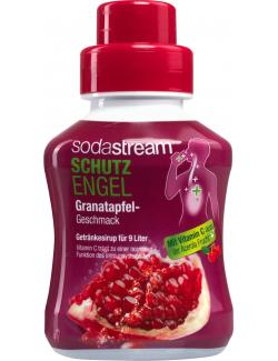 Soda Stream Getränkesirup Schutzengel Granatapfel (375 ml) - 7290013380586