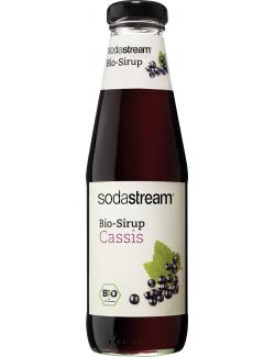 Soda Stream Bio-Sirup Cassis (500 ml) - 8718692613485
