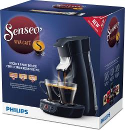 Philips Kaffeepadmaschine Senseo HD6563/60