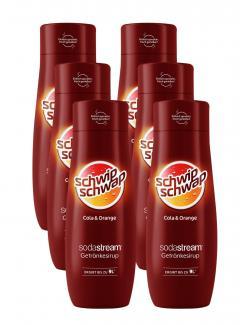 Soda Stream Getränkesirup SchwipSchwap