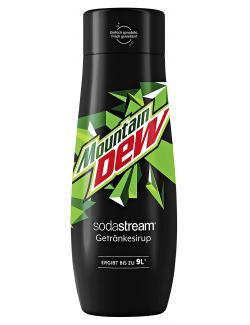 Soda Stream Getränkesirup Mountain Dew Sirup
