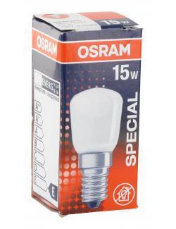 Osram Speziallampe 15W 230V E14 matt